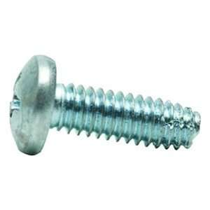 1/4 20 x 3/4 Phillips Pan Head Thread Cutting Screw