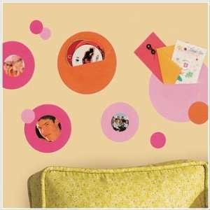 Pink & Orange Wall Pockets