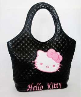 Hot HelloKitty Lady Purse Fashion Hand Bag balck H3 82I