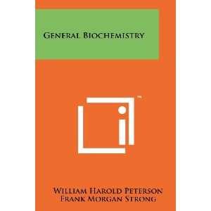 Harold Peterson, Frank Morgan Strong, Wendell M. Latimer Books