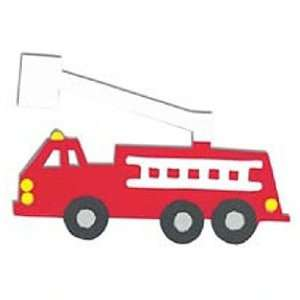 Foam Firetruck Craft Kit Toys & Games