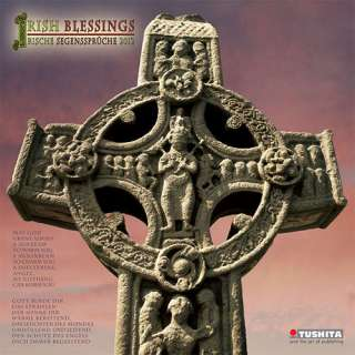 Irish Blessings 2012 Wall Calendar 9783863230159