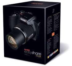 Kodak EasyShare MAX Z990 Black Digital Camera + 4GB + Case / Bag   6PC
