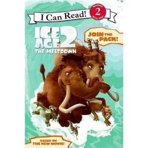 Ice Age 2 Join the Pack (I Can Read Book 2