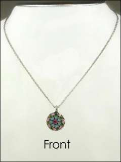 Mariana Guardian Angel Crystal Pendant Necklace NWT RESTOCKED APRIL 1