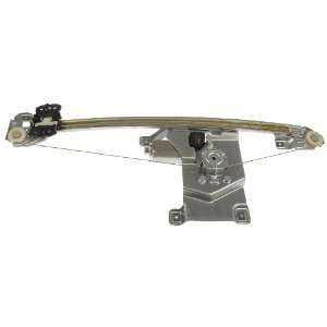 Chevrolet/GMC/Isuzu Rear Driver Side Power Window Regulator with Motor