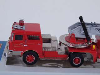 Corgi 52103 1/50 Mack CF Aerial Ladder Fire Truck