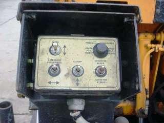 2007 Leeboy L8816T Asphalt Paver 8 15.6 Paving Width, Sonic Controls