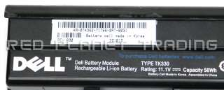 New Genuine Dell XPS M1530 6 Cell Li ion Laptop Notebook Battery TK362