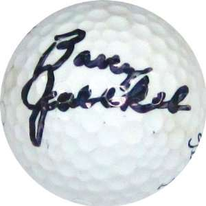 Barry Jackel Autographed / Signed Golf Ball Everything