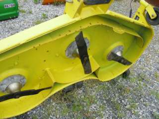 JOHN DEERE MOWER DECK 60 4000 SERIES COMPACT TRACTOR BELLY MOWER NEW