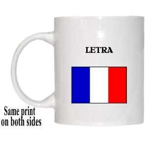 France   LETRA Mug