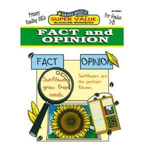 ECS LEARNING SYSTEMS ELEMENTARY READING SKILLS FACT & OPINION GRADES 4