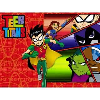 Teen Titans Season 1, Episode 1 Final Exam