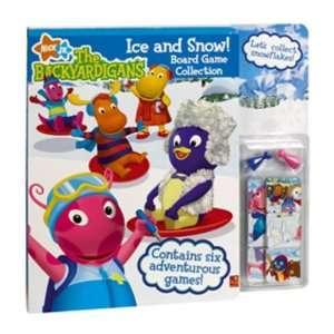 Backyardigans Adventure Board Game Book Toys & Games