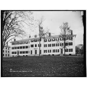 Dartmouth Hall,Dartmouth College
