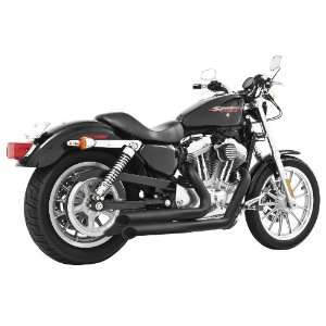 Harley Davidson Exhaust   Declaration Full System Turn Outs for 2007