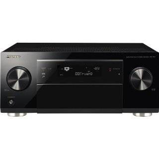 Pioneer VSX 1121 K 7.1 Home Theater Receiver, Glossy Black