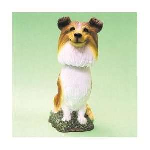 Swibco Inc Sheltie Dog Bobble Head Toys & Games