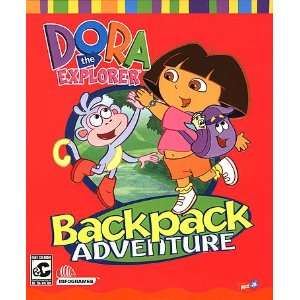 Dora the Explorer   Backpack Adventure Toys & Games