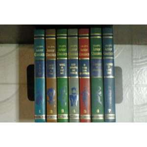 Colliers Junior Classics    Young Folks Shelf of Books    7 Volume