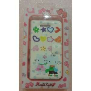 Hello Kitty & Boy Friend Wallet Style Leather Case with Magnetic Flip