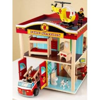 Imaginext Rescue Center With Bonus Emergency Medical