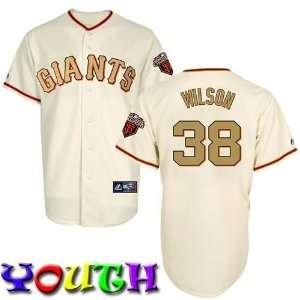 Brian Wilson Youth Replica Jersey   San Francisco Giants