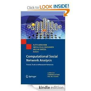 Computational Social Network Analysis: Trends, Tools and Research