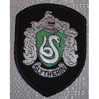 Harry Potter House of SLYTHERIN Crest PATCH