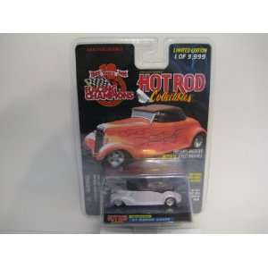 Racing Champion Hot Rod 37 Rapide Coupe Issue #165