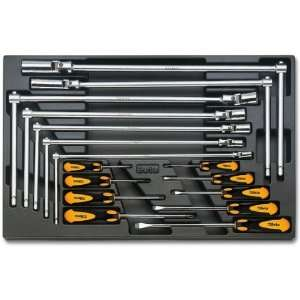 Beta 2424 T61 Hard Thermoformed Tray with Tool Assortment