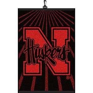 Nebraska Huskers NCAA Cotton Golf Towel