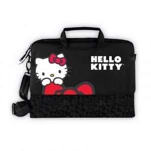 Hello Kitty KT4335 Laptop Case  Black Electronics