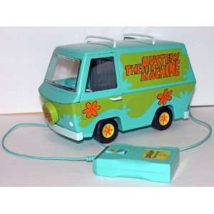 Scooby Doo Remote Control Mystery Machine Toys & Games
