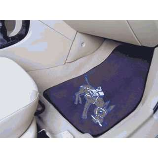 Colorado School of Mines   Car Mats 2 Piece Front Sports