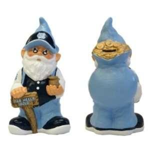 North Carolina Tar Heels Garden Gnome   10 Bank Sports