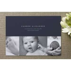 high style baby Birth Announcements Health & Personal