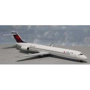 Aviation 200 Delta Airlines DC 9 51 Model Airplane