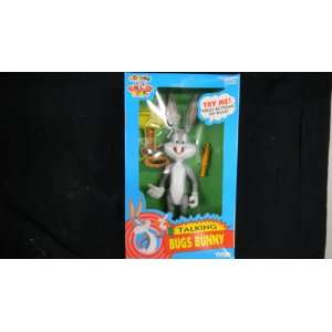 Looney Tunes Talking Bugs Bunny By Tyco