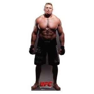 Ultimate Fighting Championship Ufc Brock Lesnar Life Size