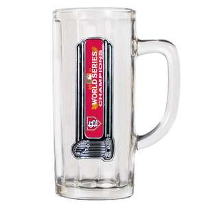 St. Louis Cardinals 2011 MLB World Series Champions 22oz Optic Tankard