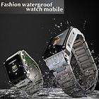 waterproof cell phone wrist watch mobile $ 129 99  see