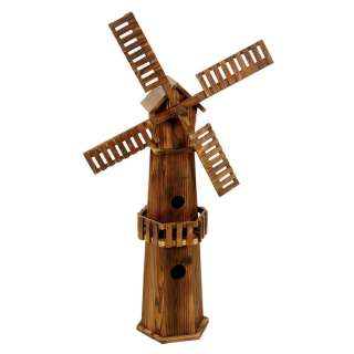 Ethan Taylor 50808302 Two Story Windmill Bird House