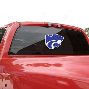 Kansas State Wildcats Team Logo Window Decal Sports