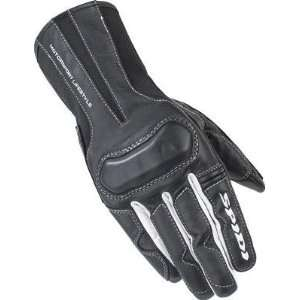 Spidi Sport S.R.L. Ladies Charm Gloves , Color: Black, Size: Md C38
