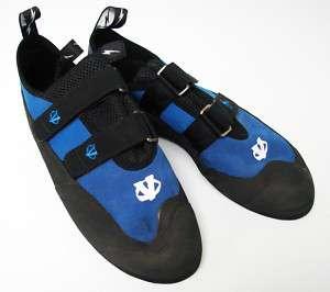 evolv TITAN Mens Rock Climbing Shoes   NEW