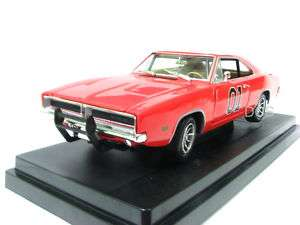 ERTL 69 Dodge Charger Dukes of Hazzard General Lee 1/18