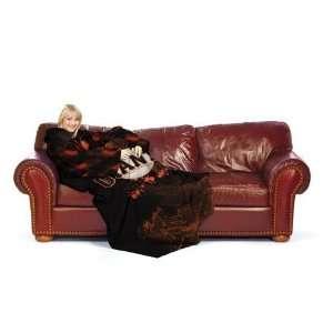 Francisco Giants The Huddler Fleece Sleeved Blanket