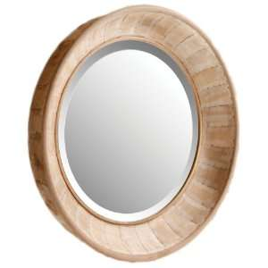 HomArt Anatolia Wood Framed Wall Mirror, Large